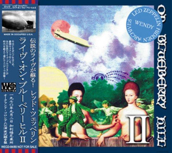 画像1: LED ZEPPELIN-LIVE ON BLUEBERRY HILL II 【2CD】 (1)