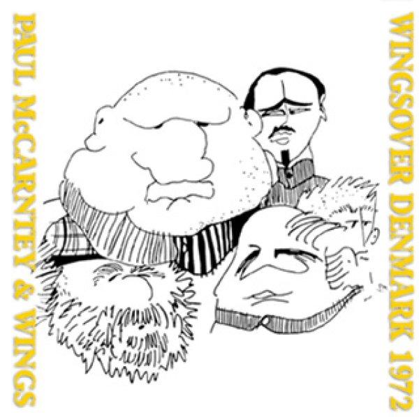 画像1: WINGS OVER DENMARK 1972 【2CD】 (1)