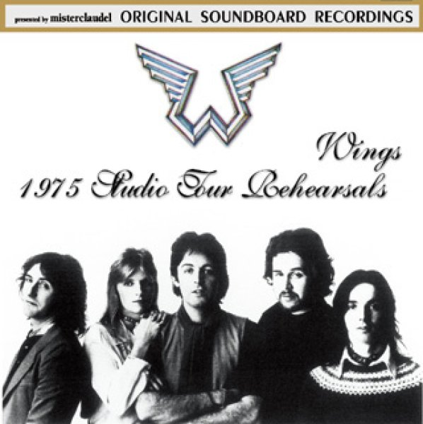 画像1: WINGS 1975 STUDIO TOUR REHEARSALS 【2CD】 (1)
