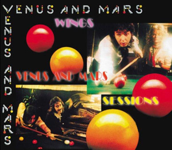 画像1: Paul McCartney-VENUS AND MARS SESSIONS 【2CD】 (1)