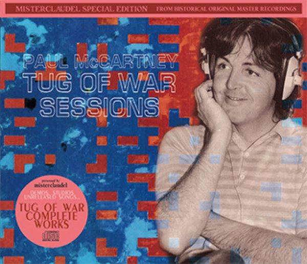 画像1: Paul McCartney-TUG OF WAR SESSIONS 【3CD】 (1)