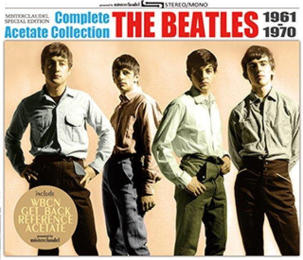 画像1: THE BEATLES-COMPLETE ACETATE COLLECTION 1961-1970 【5CD】 (1)