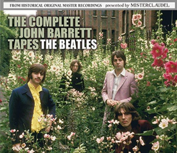 画像1: THE BEATLES-COMPLETE JOHN BARRETT TAPES 【5CD】 (1)