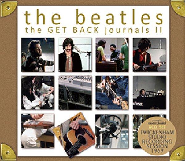 画像1: THE BEATLES-GET BACK JOURNALS II 【8CD】 (1)