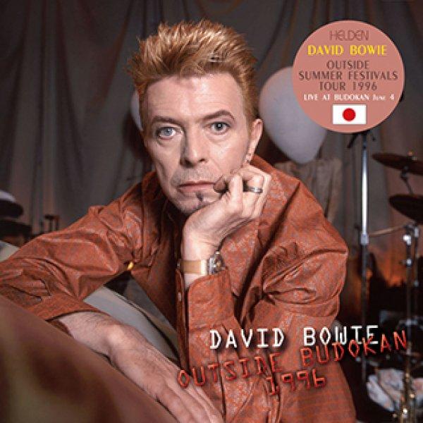画像1: David Bowie-OUTSIDE BUDOKAN 1996 【2CD】 (1)