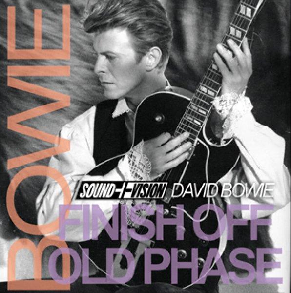 画像1: David Bowie-FINISH OFF OLD PHASE 【2CD】 (1)