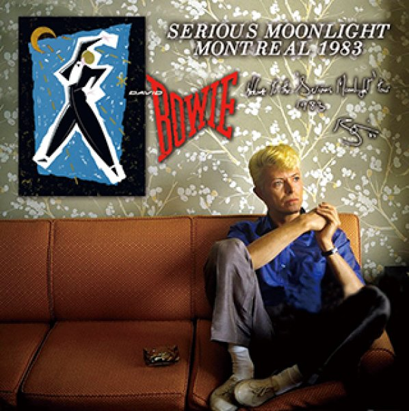 画像1: David Bowie-SERIOUS MOONLIGHT MONTREAL 【2CD】 (1)