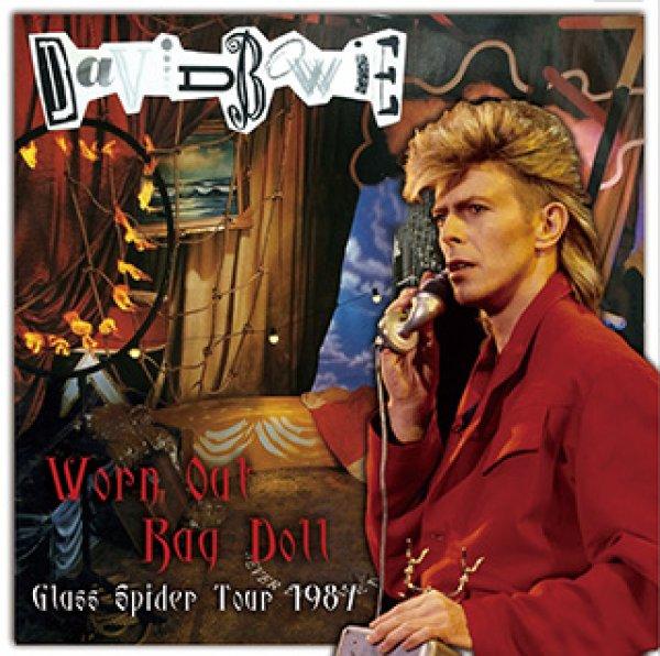 画像1: David Bowie-WORN OUT RAG DOLL 【2CD】 (1)