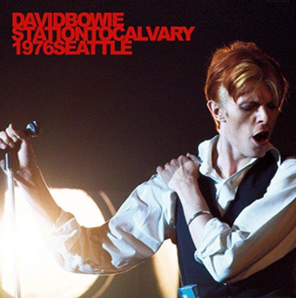 画像1: David Bowie-STATION TO CALVARY SEATTLE 1976 【2CD】 (1)