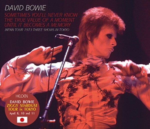 画像1: David Bowie-THE TRUE VALUE OF A MOMENT 【3CD】 (1)