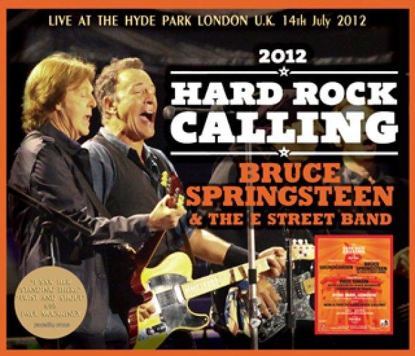 画像1: Bruce Springsteen-HARD ROCK CALLING 2012 【3CD】 (1)