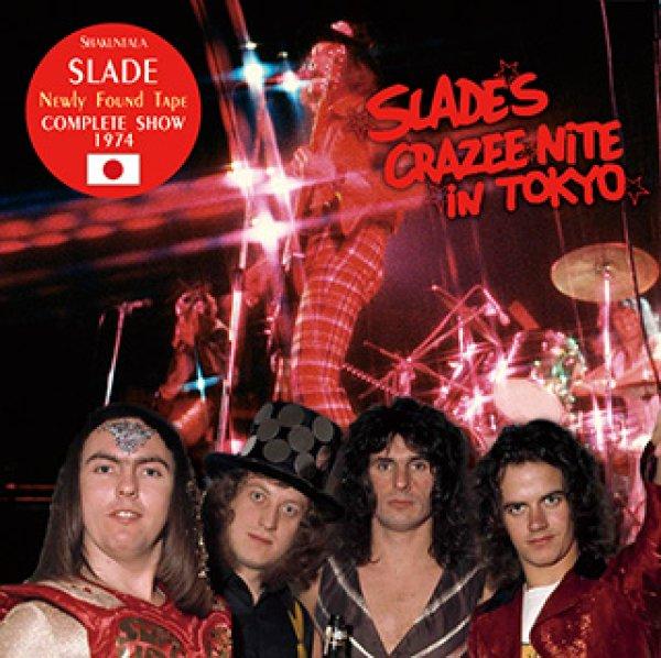 画像1: SLADE / CRAZEE NITE IN TOKYO 1974 【1CD】 (1)