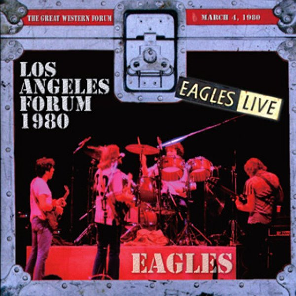 画像1: EAGLES / LOS ANGELES FORUM 1980 【2CD】 (1)