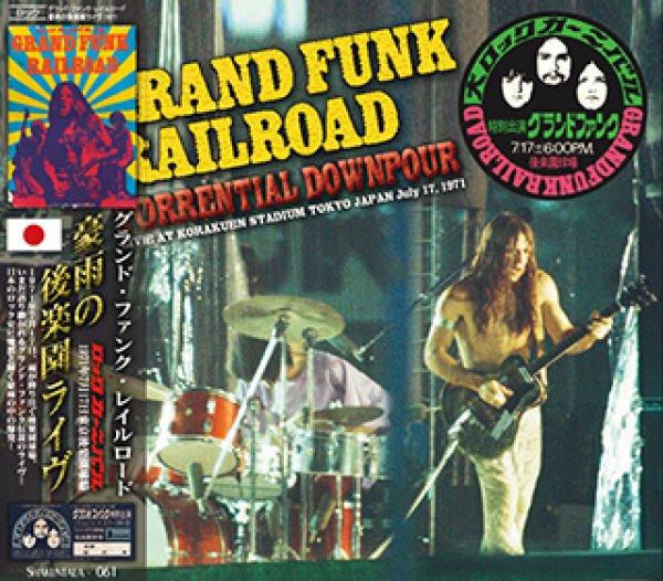 画像1: GRAND FUNK RAILROAD / TORRENTIAL DOWNPOUR 1971 【1CD】 (1)