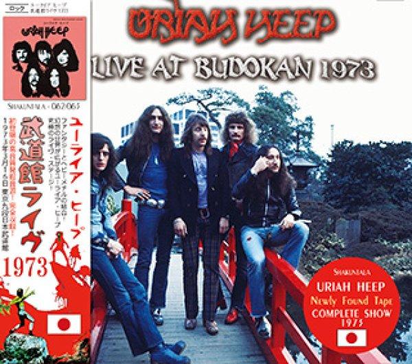 画像1: URIAH HEEP / LIVE AT BUDOKAN 1973 【2CD】 (1)