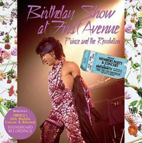 画像1: Prince-BIRTHDAY SHOW AT FIRST AVENUE 1984 【2CD (1)