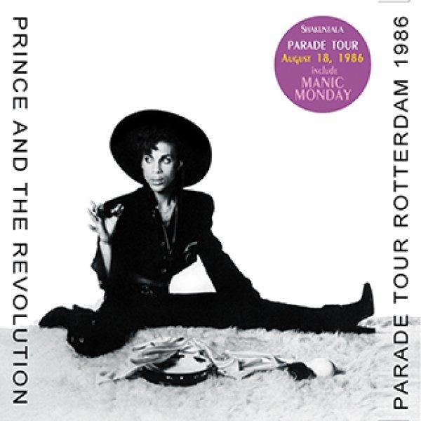 画像1: Prince-PARADE TOUR ROTTERDAM 1986 【2CD】 (1)