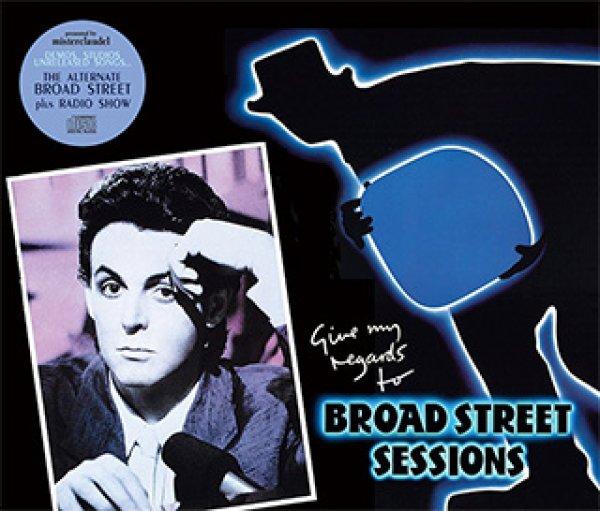 画像1: Paul McCartney-BROAD STREET SESSIONS 【3CD】 (1)