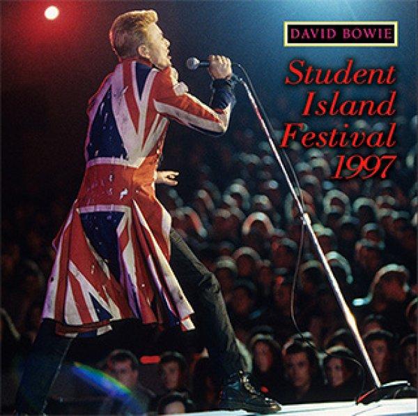 画像1: David Bowie-STUDENT ISLAND FESTIVAL 1997 【1CD】 (1)
