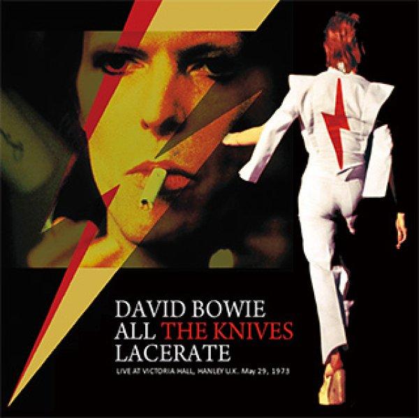 画像1: David Bowie-ALL THE KNIVES LACERATE 1973 【CD】 (1)