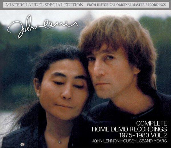 画像1: John Lennon-COMPLETE HOME DEMO RECORDINGS VOL.2 【5CD】 (1)