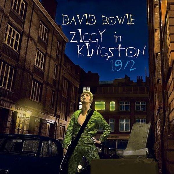 画像1: David Bowie-ZIGGY IN KINGSTON 1972 【1CD】  (1)