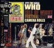 画像1: THE WHO / ISLE OF WIGHT FESTIVAL 1970 CAMERA ROLLS 【DVD】 (1)