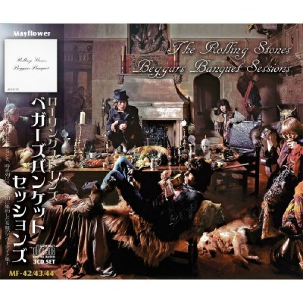 画像1: THE ROLLING STONES / BEGGARS BANQUET SESSIONS 【3CD】  (1)