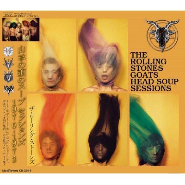 画像1: THE ROLLING STONES / GOATS HEAD SOUP SESSIONS 【2CD】 (1)