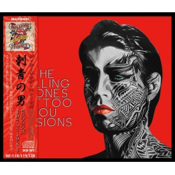 画像1: THE ROLLING STONES / TATTOO YOU SESSIONS 【3CD】  (1)