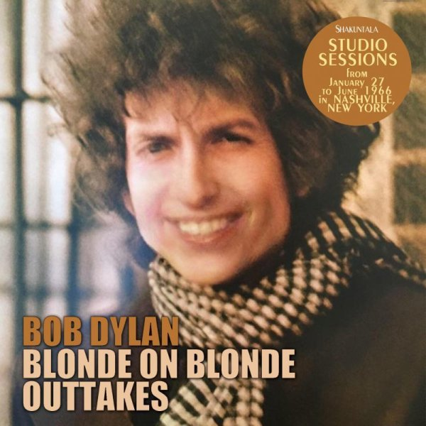 画像1: BOB DYLAN / BLONDE ON BLONDE OUTTAKES 【2CD】  (1)