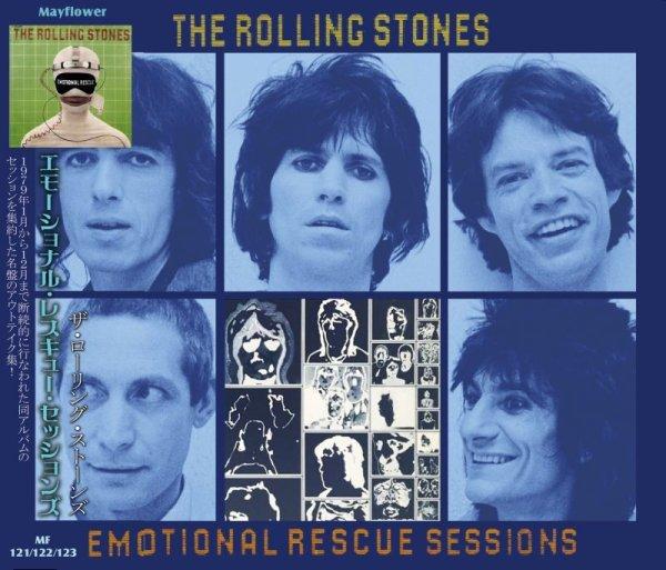 画像1: THE ROLLING STONES / EMOTIONAL RESCUE SESSIONS 3CD (1)
