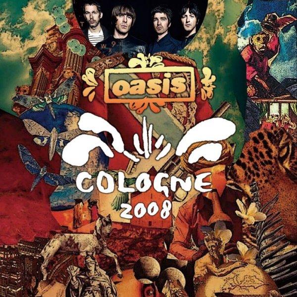 画像1: OASIS 2008 COLOGNE 2CD  (1)
