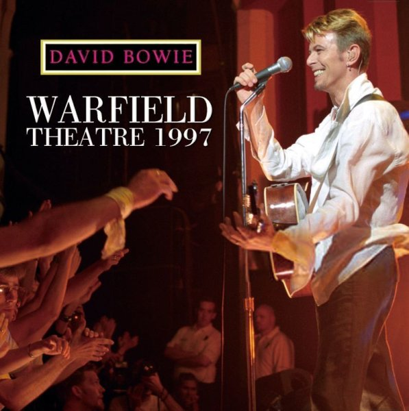 画像1: DAVID BOWIE 1997 WARFIELD THEATRE 2CD  (1)