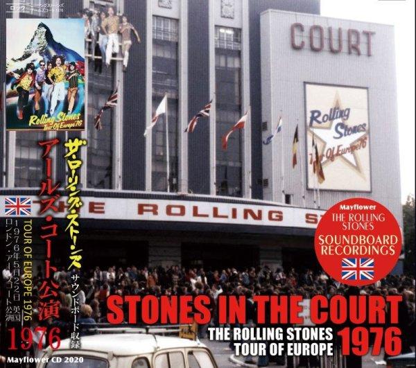 画像1: THE ROLLING STONES 1976 STONES IN THE COURT 2CD (1)