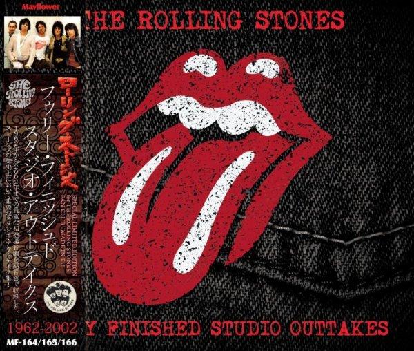 画像1: THE ROLLING STONES FULLY FINISHED STUDIO OUTTAKES 3CD (1)