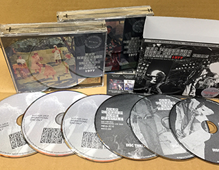 LED ZEPPELIN-YOUR KINGDOM COME SEATTLE 1977 【3CD+3DVD】